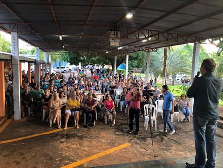 Servidores Municipais de Jales conquistam 5% de reajuste. Cesta vai a R$400