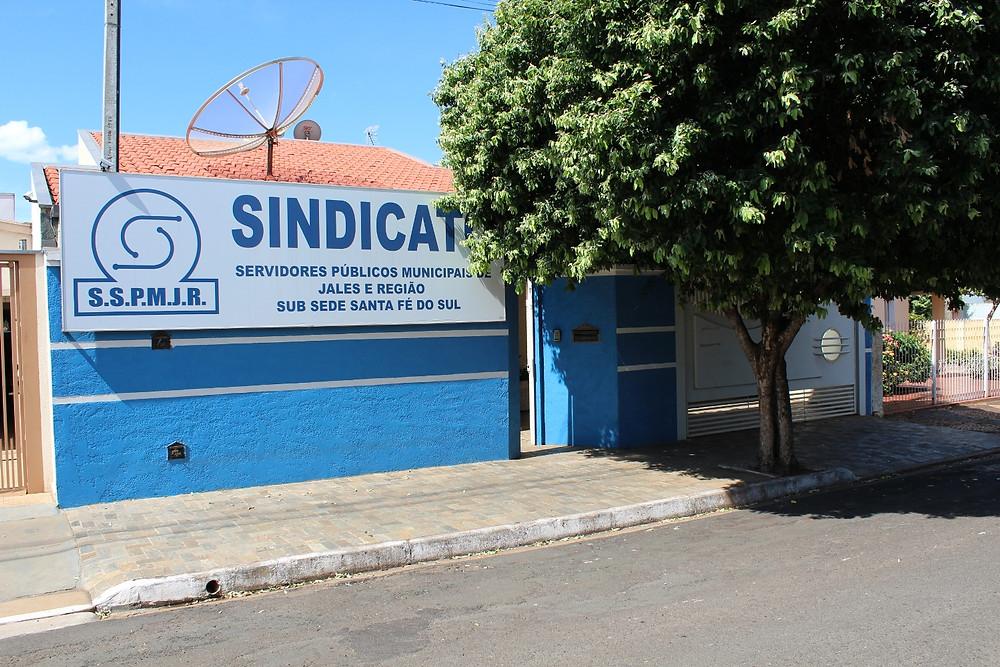 Sindicato dops servidores Públicos Municipais de Jales e Região