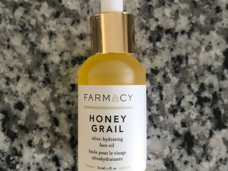Farmacy Honey Grail Ultra-Hydrating Face Oil Review
