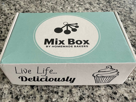 Mix Box By Homemade Bakers Review