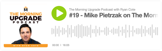 Morning Upgrade Podcast