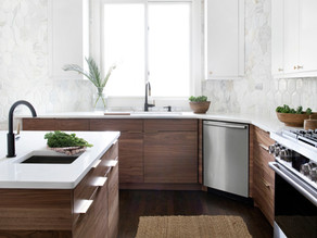 Six Trends in Kitchen Design 2021