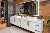 bathroom cabinets, bathroom design, custom cabinetry, bathroom remodeling, master bathroom renovation, master bathroom remodeling