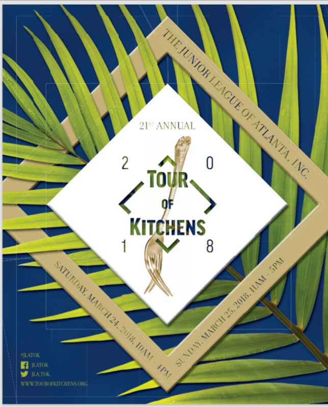 Junior League of Atlanta Tour of Kitchens 2018
