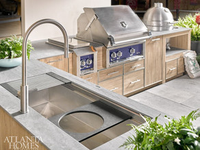 Your Guide To Outdoor Kitchen Appliances and Design