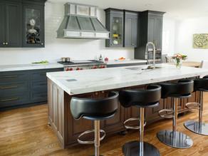 Kitchen Highlight: Transitional Luxury