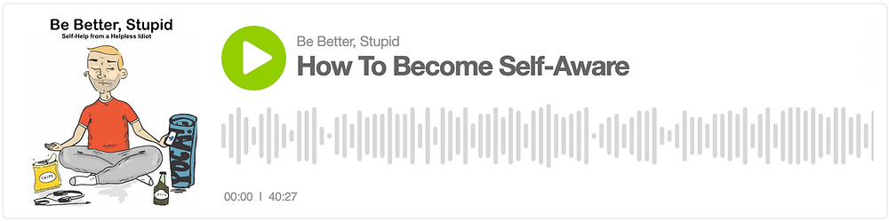 Be Better Stupid Podcast