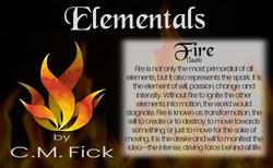 Elements pin sheet fire