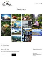 """Post Cards"" ReflectiveSummit 2020 design"
