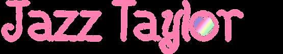 Jazz Taylor header name.png