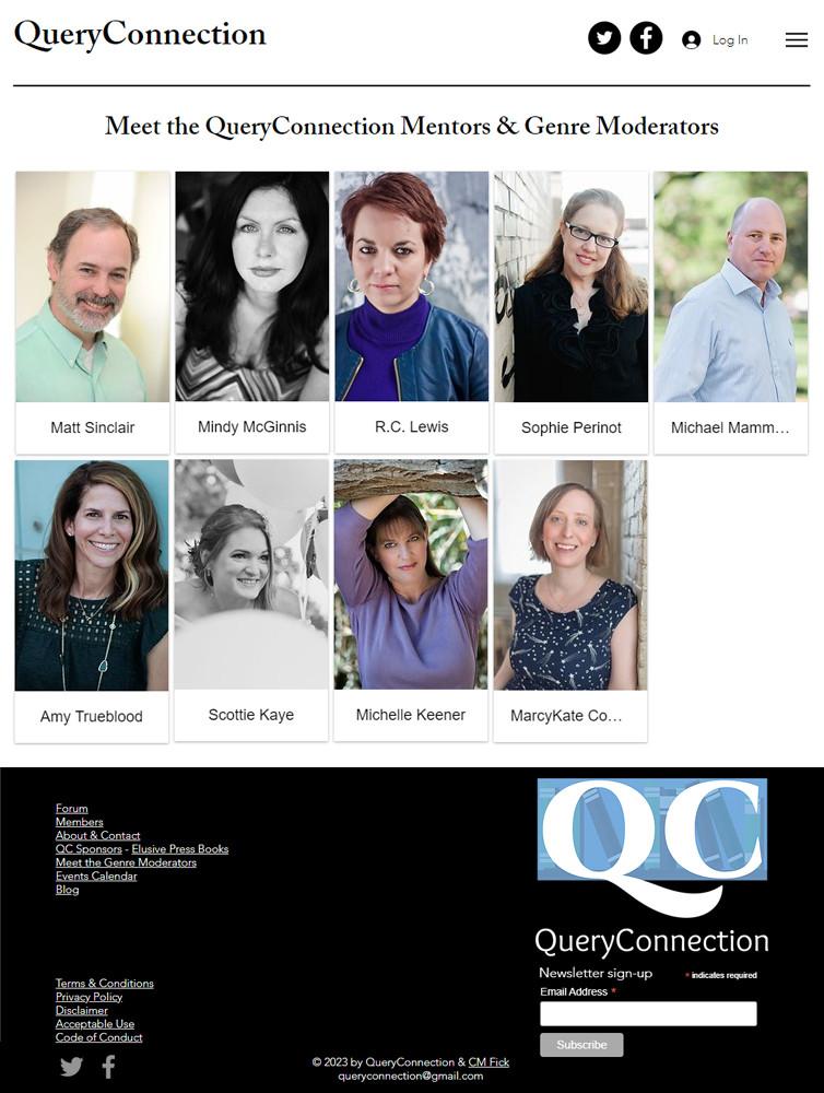 2020 QueryConnection design meet the mod