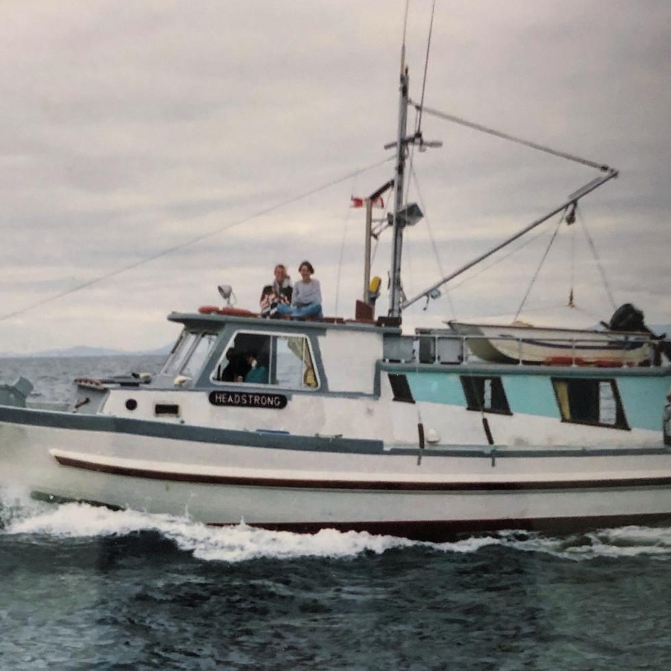 Converted Trawler Upgrade