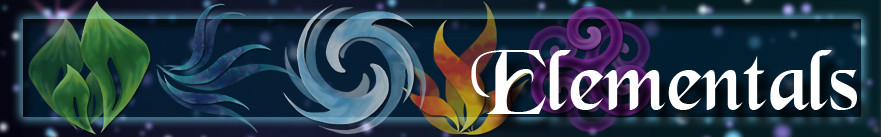 Elementals project page header