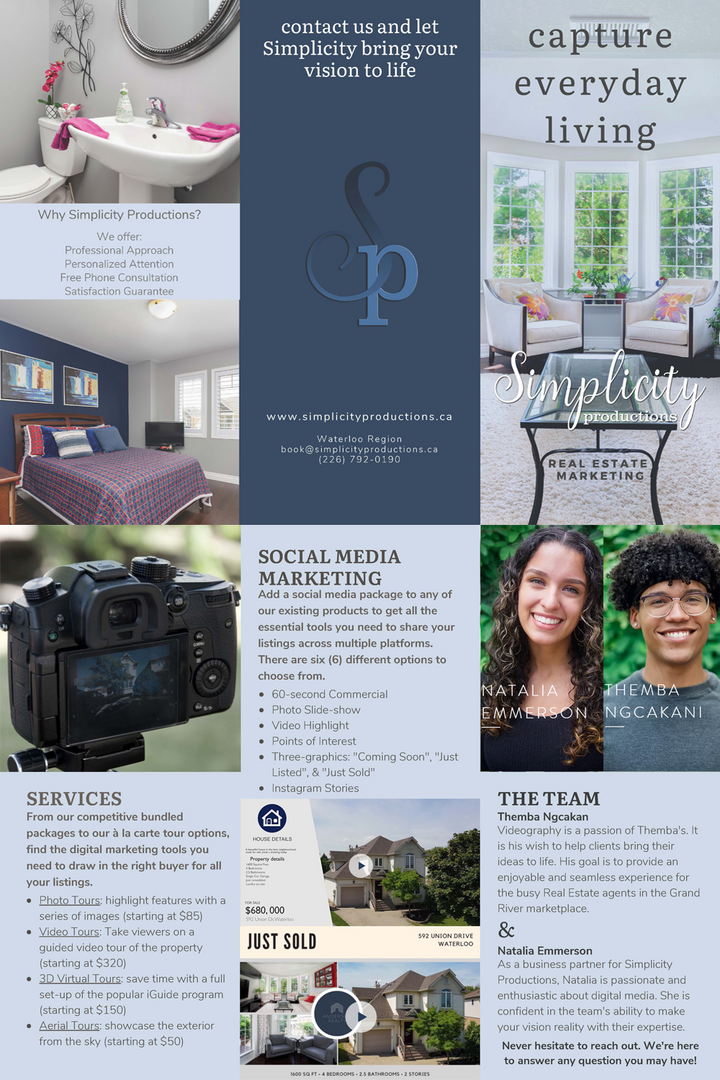 SP trifold Brochure