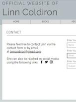 """""""Contact"""" Linn Coldiron 2020 design"""