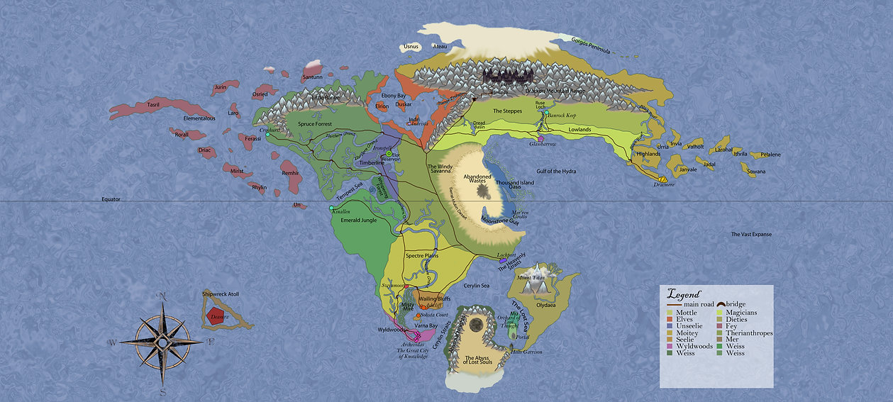 pangaea map updated 2019