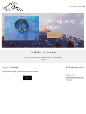 ReflectiveSummit 2020 design