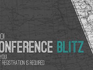 Post-Conference BLITZ!