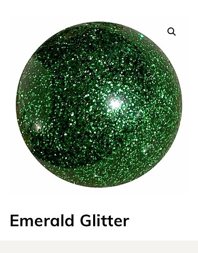 Emerald Glitter, Colour Passion