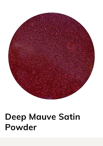 Deep Mauve Satin Powder, Colour Passion