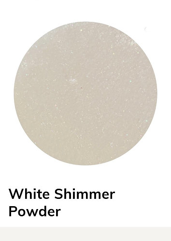White Shimmer Powder by Colour Passion