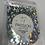 Thumbnail: Holographic Silver Glitter Squares Colour Passion