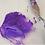 Thumbnail: Royal Purple Pearlescent Pigment Powder 50ml Le Rez