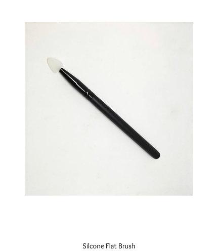 Silicone Flat Brush
