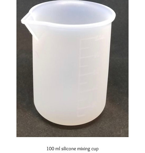 100ml Silicone measuring cup