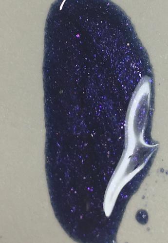 Purple Diamond Shimmery Pigment Powder T/O 25g Le Rez