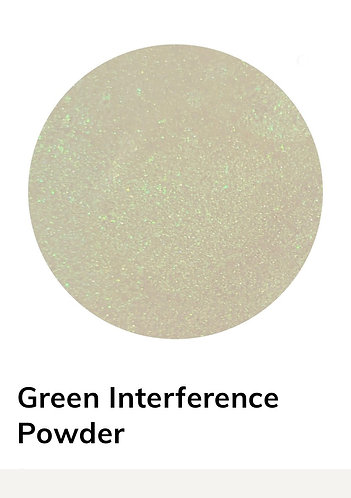 Green Interference Powder, Colour Passion