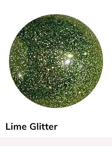 Lime Glitter, Colour Passion