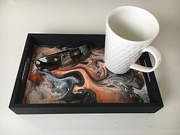 ArtWorks resin art resin tray, art resin tray