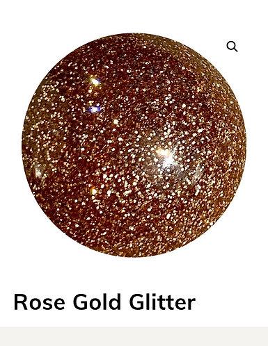 Rose Gold Glitter, Colour Passion