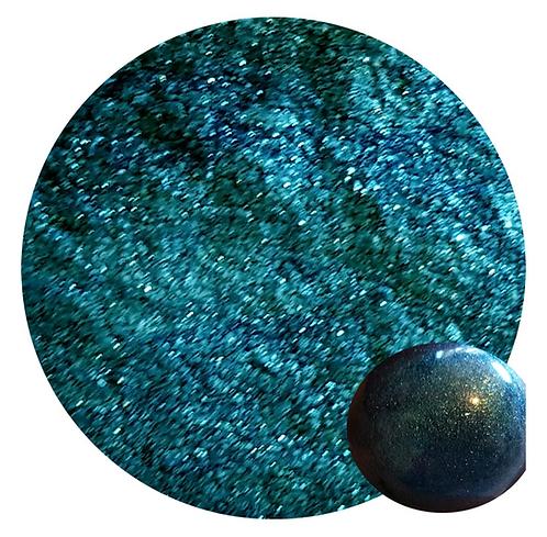 Mermaid (BLUE GREEN) Shimmery Powder T 21g Le'Rez