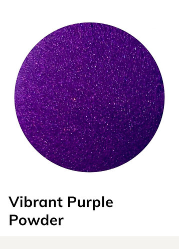 Vibrant Purple Powder by Colour Passion