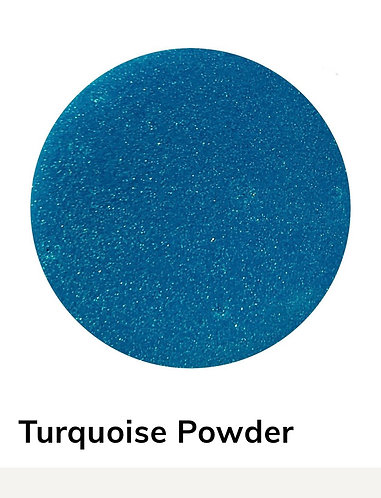 Turquoise Powder by Colour Passion