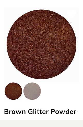Brown Glitter Powder, Colour Passion