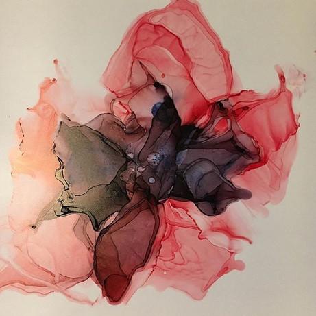 Silky Red Sunstone