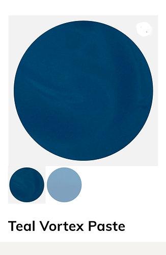 Teal Vortex Paste, Colour Passion