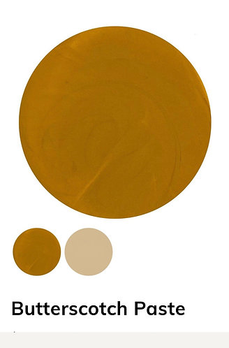 Butterscotch Pigment Paste, Colour Passion