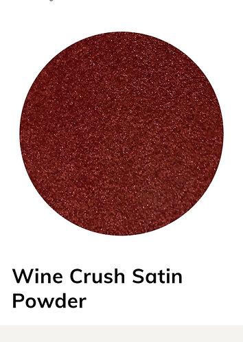 Wine Crush Satin Powder by Colour Passion