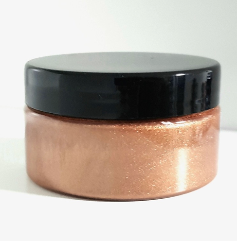 Soft Brass Metallic Epoxy Paste 50g O Le Rez
