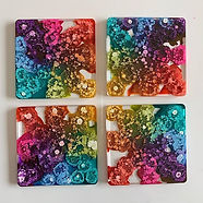 Some cheerful & colourful all resin, wit