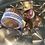 Thumbnail: Bronze Plum Purple Chameleon Powder 10gm LeRez