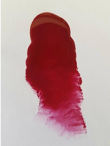 Ruby Red Epoxy Paste 50g Le Rez