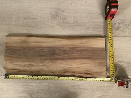 Black walnut live edge