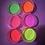 Thumbnail: Fluro Green Sparkle, 15gm Colour Passion
