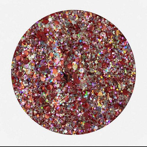 Pumpkin Spice Glitter Chunky Mix Colour Passion