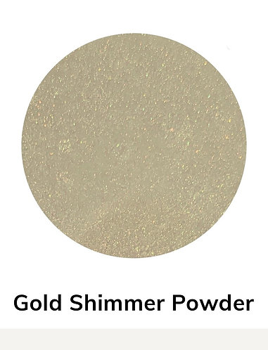 Gold Shimmer Powder by Colour Passion